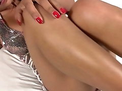 Porn casting with sexy colombian Yoha Galvez