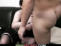 Married guy cheats with honcho bitch