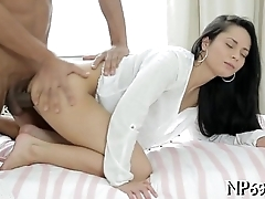Exceptionally worthwhile vagina drilling