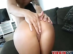 VirginCurves Cruising For Big Booty - Gianna Nicole