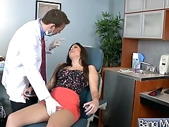 Hardcore Sex Adventures With Doctor And Horny Patient (nathalie monroe) video-19