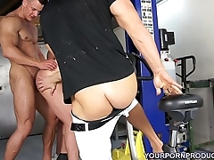 Fetish private gay fucking