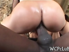 White anal hole is fucked