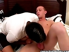 Gay Twinks Intense Orgasm