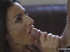 LaSublimeXXX Italian MILF Priscilla Salerno is near and is craving for big cock