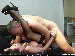 Busty working women getting boned from behind 2