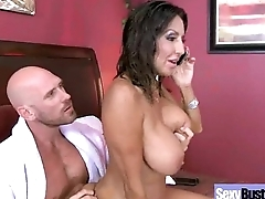 Hot Action Hard Sex Tape With Beamy Sexy Round Boobs Milf (tara holiday) video-29