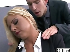 Hard Banged In Office A Real Slut Big Titties Girl (britney shannon) video-08