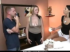 Cute sexy student trades sex for some extra cash 14