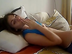 Sexy young Brazillian babe webcam show Easy $25 camcredit: www.youngteencams.xyz