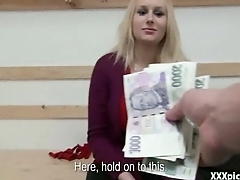 Public Pickup Girl Banged Hard In Public For Money 05