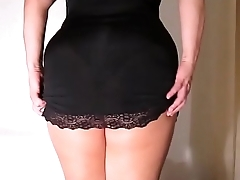 Wife teasing me and piss