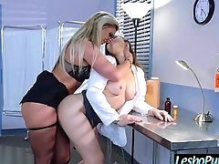 Punish Hard Sex Using Sex Toys Between Lesbians Girls (dani&amp_phoenix) video-15