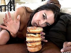 Donuts and Black Dick
