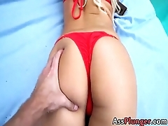 Anal Slut Kelly Paige - Tall Blondes Anal Creampie 00059