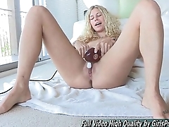 Lila sex hard vibrating squirt pussy