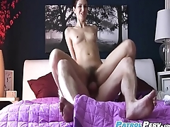 Euro Slut Arian Joy Gets Pounded