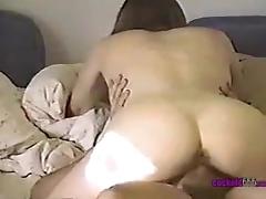 Young HotWife Takes Big Bulls Cock In Wet Pussy