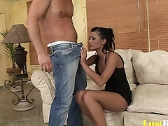Ass fucking with a facial for Missy Nicole