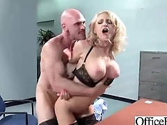 Lovely Worker Slut Girl (alix lynx) On touching Round Big Bosom Burgeoning In Office clip-02