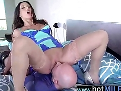 Hot Mature Lady (alexa tomas) Ride On Cam A Huge Mamba Cock clip-01