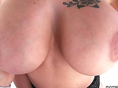 Peta Jensen has Huge Tits and a Big Pain in the neck