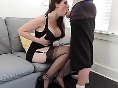 INCREDIBLE BLOWJOB Outsider A HOT CAM MODEL