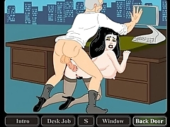 Sex with the boss