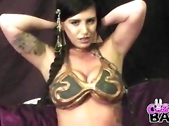 Cosplay Xena the Busty Princess