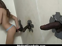 black girl gloryhole 9