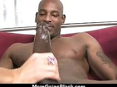 Hot Evil Mom with Big Tits gets Pounded overwrought Black Cock 29
