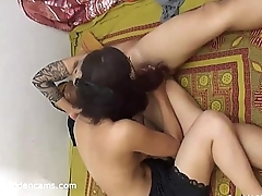 Indian Amateur Couple Reenu And Sachin Dealings - IndianHiddenCams.com