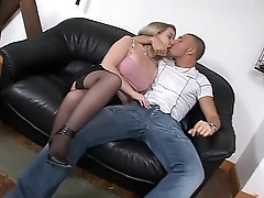 Italian Amateur #16 Sofa Sex for an Italian Bitch