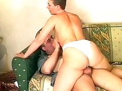 Mature amateur woman with big boobs having sex with her husband