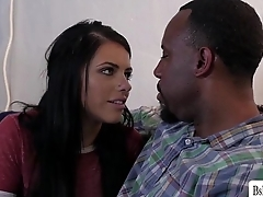 Bigtits infant Adriana Chechics first interracial sex