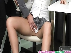 Legal Age Girl Fucks Her Professor - Jess