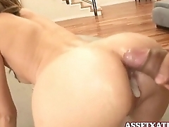Huge cock for tight slut ass
