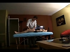 This is my biggest dream. I want masseur had sex with my wife