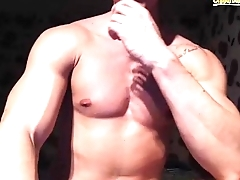 brunette on webcam body gay and blond showing