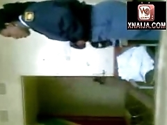 AFRICAN POLICEMAN Shagging A POLICE WOMAN INSIDE THE STATION OFFICE XNAIJA.COM