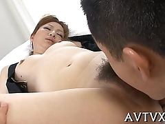 Wild and sensual japanese sex