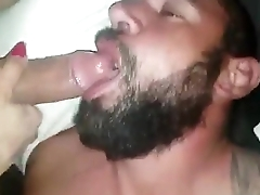 Shemale fucking her slave'_s pussy indiscretion
