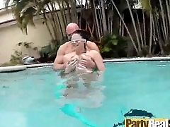 (jessie &amp_ kymberlee) Party Real Girls Get Horny And Sluty In Group Sex Action movie-25